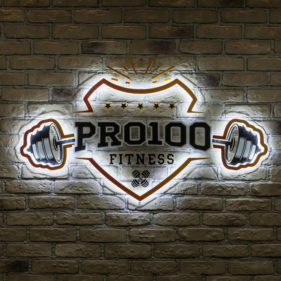 PRO100 Fitness
