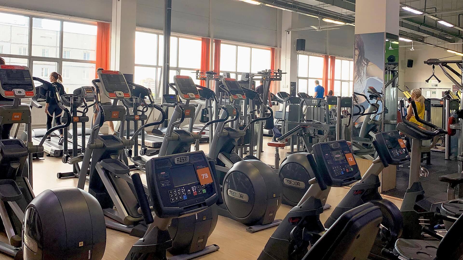 Alex Fitness Июнь